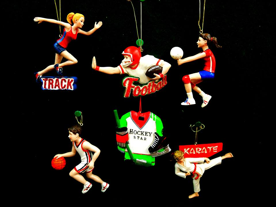 ornaments sports